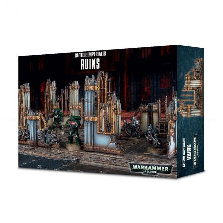 Games Workshop - Sector Imperialis: Ruins