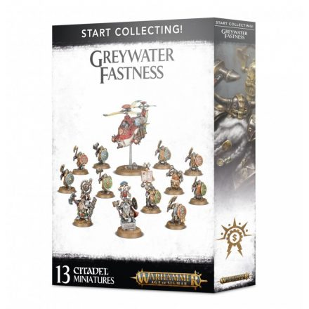 Games Workshop - Start Collecting! Greywater Fastness