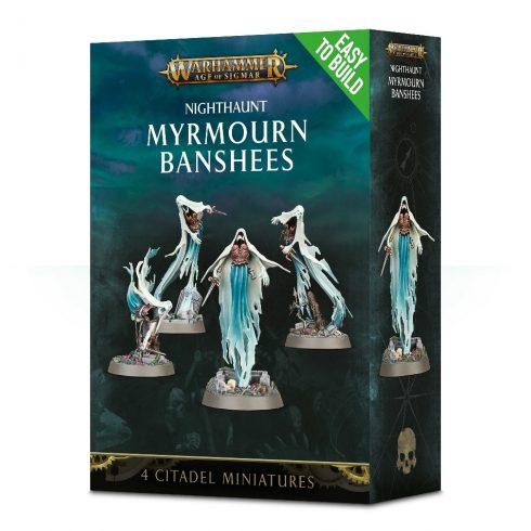 Games Workshop - Easy to Build Myrmourn Banshees