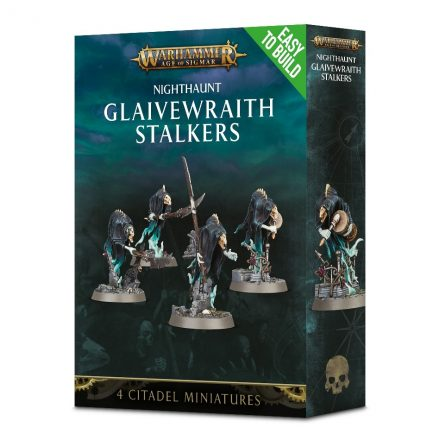 Games Workshop - Easy to Build Glaivewraith Stalkers
