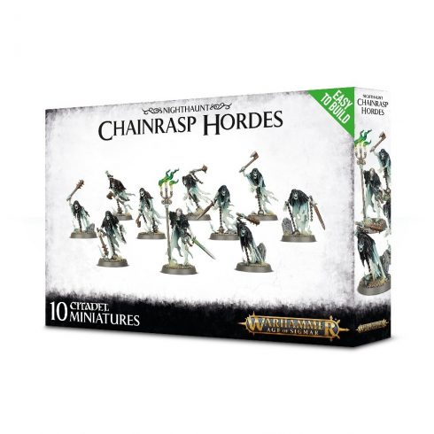Games Workshop - Easy to Build: Chainrasp Hordes