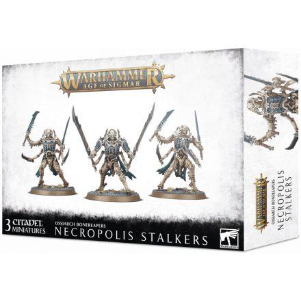 Games Workshop - Ossiarch Bonereapers Necropolis Stalkers / Immortis Guard