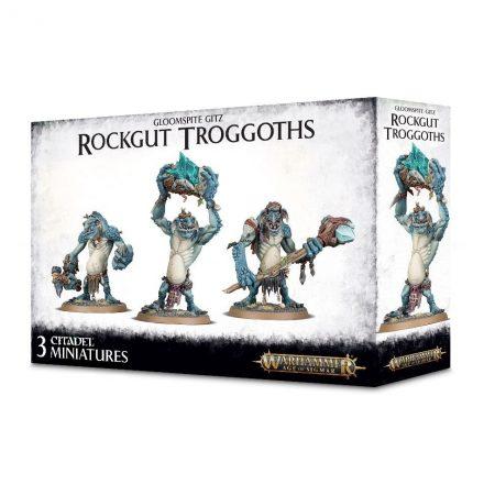 Games Workshop - Gloomspite Gitz Rockgut Troggoths