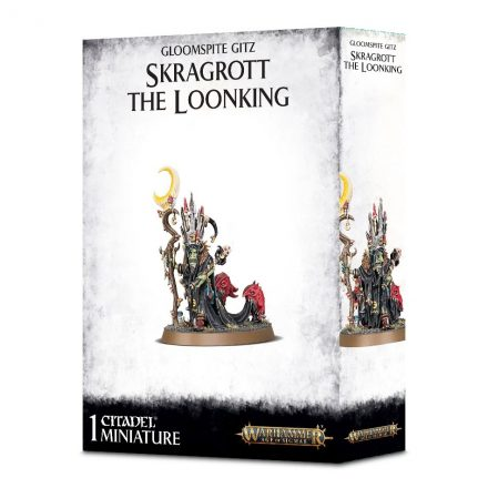 Games Workshop - Gloomspite Gitz Skragrott the Loonking