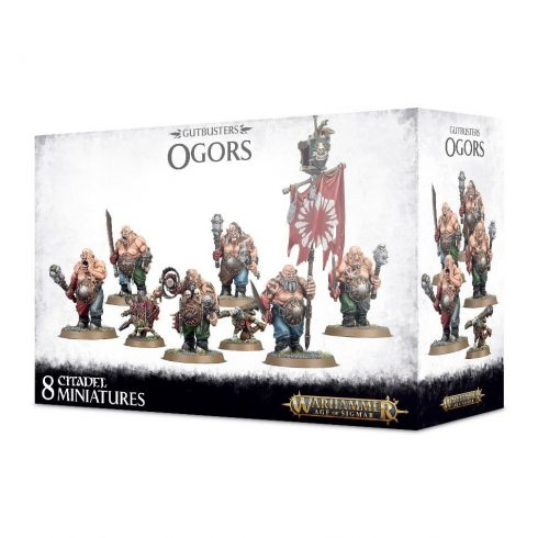 Games Workshop - Ogors