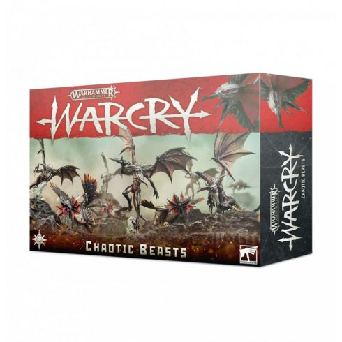 Games Workshop - Warcry Chaotic Beasts