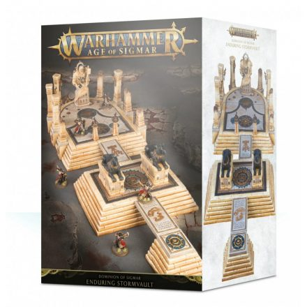 Games Workshop - Dominion of Sigmar: The Enduring Stormvault