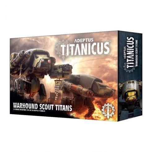 Games Workshop - Adeptus Titanicus: Warhound Titans