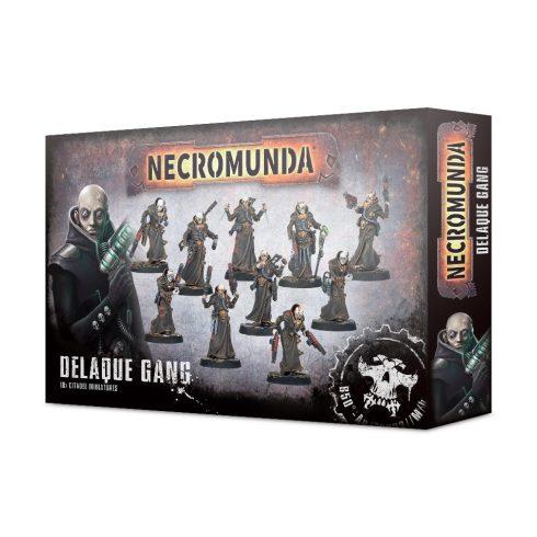 Games Workshop - Delaque Gang