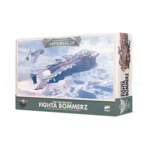 Games Workshop - Ork Air Waaagh! Fighta Bommerz