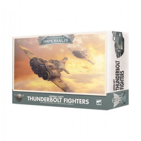 Games Workshop - Imperial Navy Thunderbolt Fighters