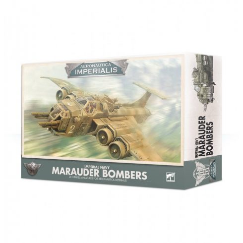 Games Workshop - Imperial Navy Marauder Bombers