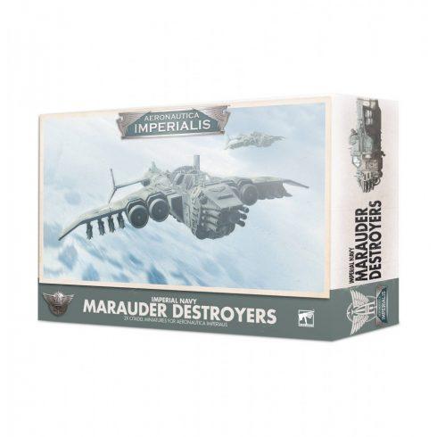 Games Workshop - Imperial Navy Marauder Destroyers