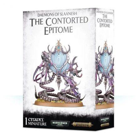 Games Workshop - Daemons of Slaanesh The Contorted Epitome
