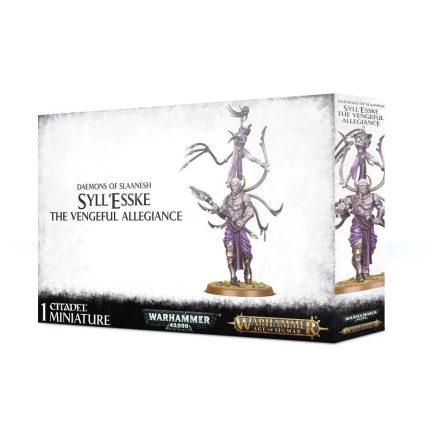 Games Workshop - Daemons of Slaanesh Syll'Esske: The Vengeful Allegiance