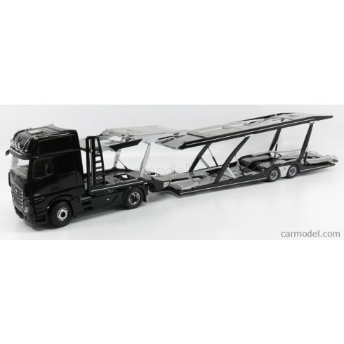 NZG MERCEDES ACTROS 2 1863 GIGASPACE 4x2 TRUCK CAR TRANSPORTER 2018 - CARS NOT INCLUDED