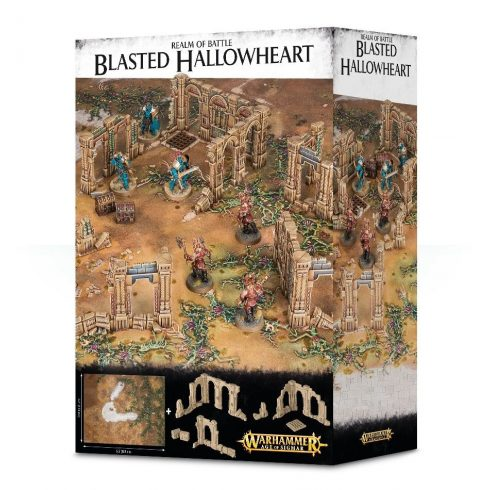 Games Workshop - Realm of Battle: Blasted Hallowheart