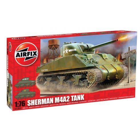 AirFix M4 Sherman MKI makett