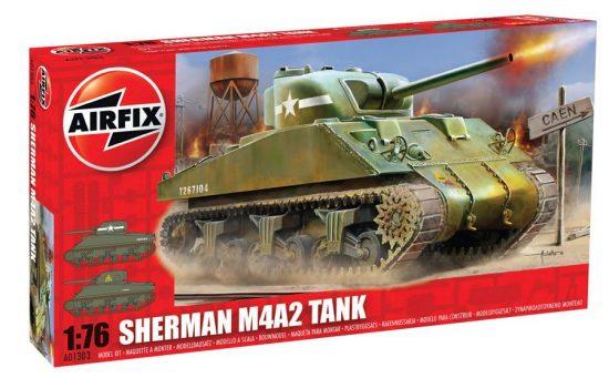 AirFix M4 Sherman MKI