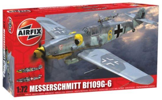 AirFix Messerschmitt Bf109G-6