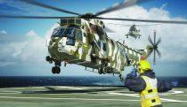 Airfix Westland Sea King HC.4 makett