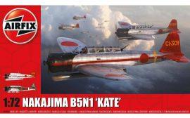 Airfix Nakajima B5N1 Kate