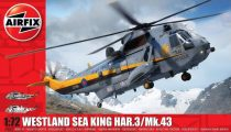 Airfix Westland Sea King HAR.3 makett