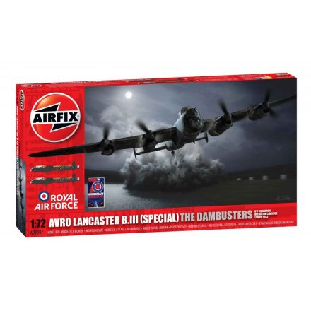 AirFix Avro Lancaster B.III 'Dambusters' makett
