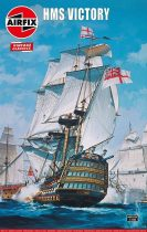 Airfix HMS Victory Vintage Classics makett
