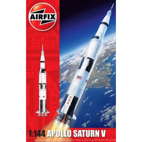 Airfix  Apollo Saturn V Rocket (50 Years Moon Landing) makett