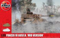 Airfix Pz.Kpfw.IV Ausf.H Mid Version makett