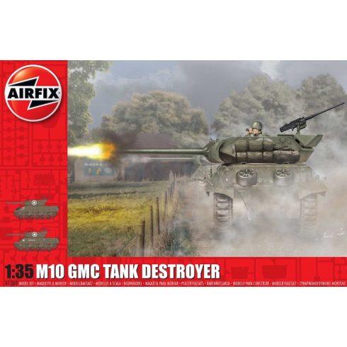 Airfix M10 GMC (U.S. Army) makett