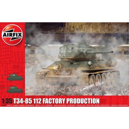 Airfix Soviet T-34/85 Factory 112 Production makett