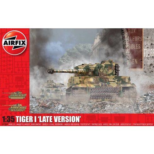 Airfix Pz.Kpfw.VI Tiger 1 Late Version makett