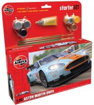 Airfix Aston Martin DBR9 makett