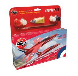 AirFix Red Arrow Gnat Starter Set