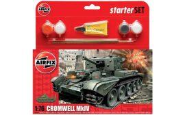 Airfix Cromwell Cruiser Tank Starter Set