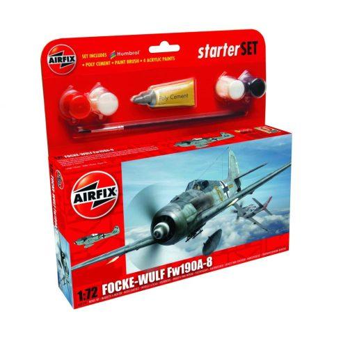 AirFix Focke-Wulf 190-A8 makett