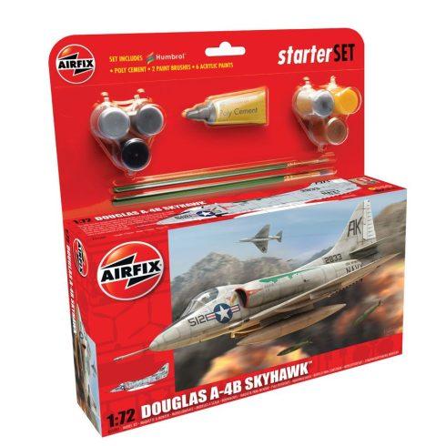 AirFix Douglas A4-B Skyhawk Starter Set makett