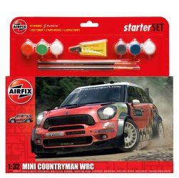 Airfix BMW Mini Countryman WRC gift set