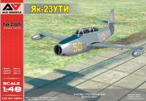 A&A Models Yakovlev Yak-23UTI Military trainer makett
