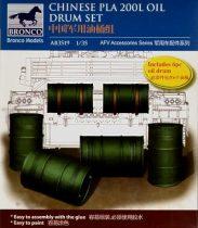 Bronco Chinese PLA 200 litre Oil Drum Set
