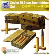 Bronco Soviet 76.2mm Ammunition Set