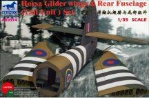 Bronco Airspeed A.S.51 Horsa Glider Mk.I Wings & Rear Fuselage