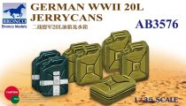 Bronco German WWII 20L Jerry Cans