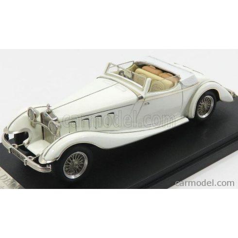 ABC DELAGE V8S SPIDER ROADSTER ch.38021 DE VILLARS RS OPEN 1933