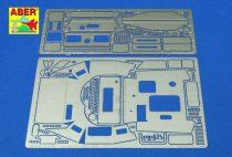 Aber Panzerjager 1 upper hull detailing (Italeri, Zvezda)