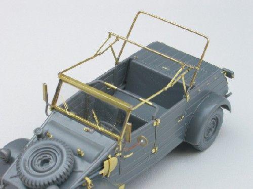 Aber Kubelwagen type 82 (Tamiya)
