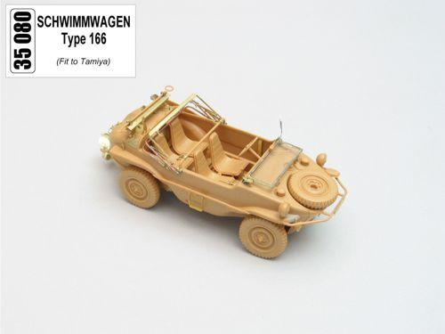 Aber Schwimmwagen Type 166 (Tamiya)