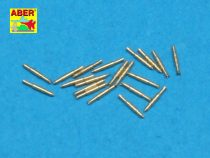 Aber 12,7mm (0,5in) Vickers Mk.III Machine Gun Barrels for Royal Navy Ships